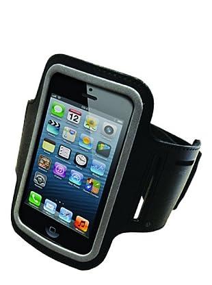 Blautel iPhone 5 Funda Deporte Brazo-Running Negro