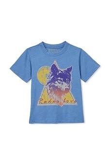 Lords of Liverpool Kid's Radar Love T-Shirt (Blue)