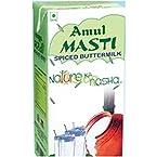 Amul Masti Buttermilk - Spice 1 lt Carton