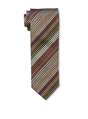 Missoni Men's Circles Tie, Gold