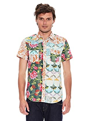 Desigual Camisa Morgan (Multicolor)