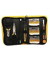 Syba 35 Piece Multi-purpose Precision Screwdriver Set in a Zipper Organized Case (SY-ACC65048)