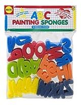 Alex Toys Artist Studio Abc Painting Sponges By Alex Toys