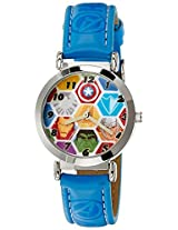 Marvel Analog Multi-Color Dial Children's Watch - AW100025