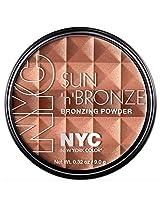 N.Y.C. Sun N Bronze Bronzing Powder - Montauk Bronze (708)