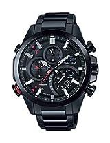 Casio Edifice Bluetooth Analog Black Dial Men's Watch - EQB-500DC-1ADR (EX210)