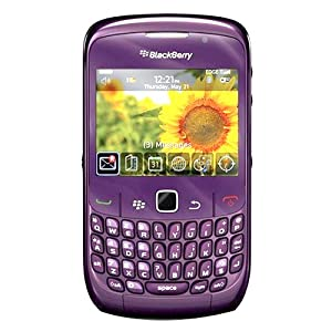 BlackBerry Curve 8520 | Purple