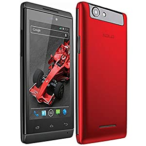 XOLO Q500SIPS DUAL SIM KITKAT OS (RED)