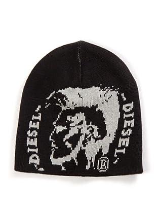 Diesel Kid Mütze (Schwarz)
