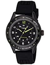 Timex Analog Black Dial Men's Watch - T2P0246S