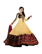 Livaaz Party Wear anarkali suit (SF100897)