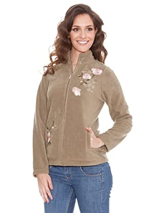 Tulchan Chaqueta Faded Flower (caqui)