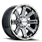 Gear Alloy Switchback 18 PVD Chrome Wheel / Rim 5x4.5 & 5x5 with a 10mm Offset and a 78 Hub Bore. Partnumber 738V-8900510