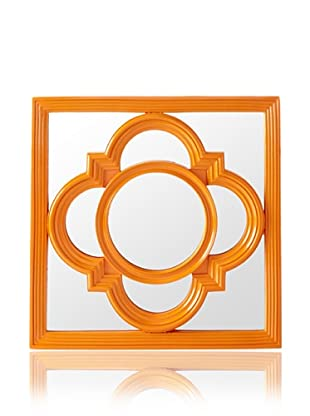 Chloe Neo Baroque Mirror, Tangerine