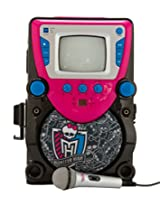 Monster High Karaoke Machine, Color/Styles May Vary