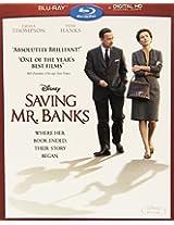 Saving Mr. Banks (Blu-ray + Digital Copy)