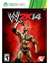 WWE 2K14 (xbox 360) New! Complete! Ships Fast!