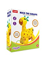 Giggles Nico the Giraffe, Yellow