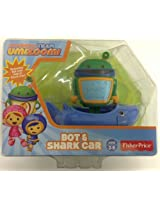 Fisher-Price Team Umizoomi Bot and Shark Car