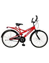 Kross K-30 26T Single Speed Bicycle (Hot Red)