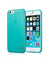 KAYSCASE Slim Soft Gel Cover Case for Apple iPhone 6 5.5 inch - Green