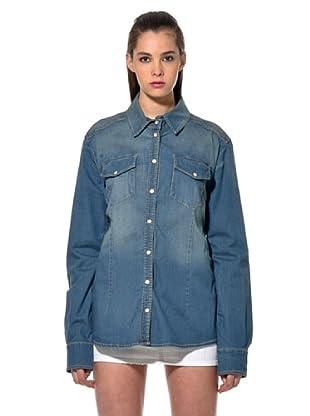 Fiorucci Camisa Jeans Parma (Azul Denim)