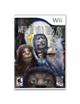 Where the Wild Things Are - Nintendo Wii