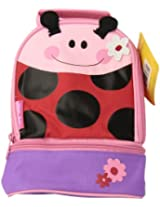 Stephen Joseph Ladybug Lunch Pals, Multi Color