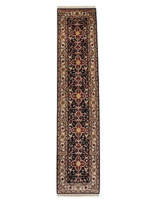 F.J. Kashanian One-of-a-Kind Hand-Knotted Bidjar Rug, Black/Ivory, 2' 6