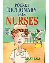 Pocket Dictionary for Nurses