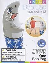 Intex 3D Bag Bop Blow Up Inflatable SHARK