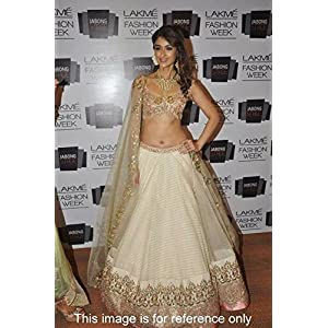 CLEANA IN BOLLYWOON STYLE DESIGNER LEHNGA