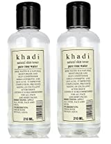 Khadi Pure Rose Water (Twin) 420ml
