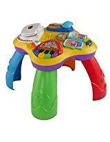 Fisher Price Puppy and Friends Learning Table, MultiColor