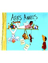 Alfie's Angels in Albanian and English