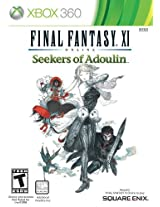 Final Fantasy XI: Seekers of Adoulin (Xbox 360)