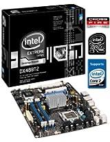Intel DX48BT2 Extreme Series X48 Desktop Board ATX DDR3 1600 3xPCIe x16 1600MHz FSB LGA775 Retail Motherboard
