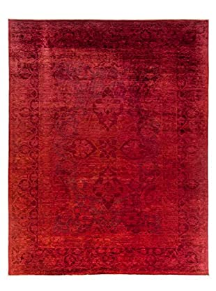 Darya Rugs Ziegler One of a Kind Rug, Rust, 9' x 12'