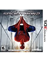 Amazing Spiderman 2 (Nintendo 3DS) (NTSC)