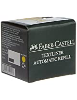 Faber-Castell Textliner Automatic Refill Ink, 25ml - Yellow