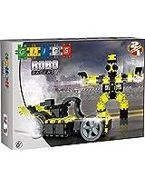 Clics,RoboRacers Box - Yellow(Yellow)