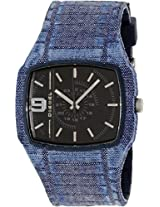 Diesel Chronograph Black Dial  Men Watch - DZ1669