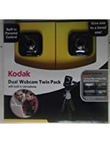 Kodak Dual Webcam D101 Twin Pack AD