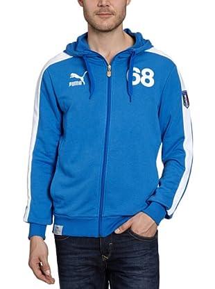 Puma Sweatjacke Football (team power blue-white-figc)