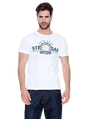Paul Stragas Camiseta Seattle (Blanco)