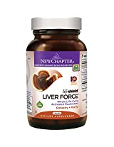 New Chapter LifeShield Liver Force, 60 Capsules