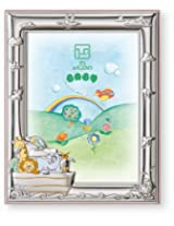 Silver Touch USA Sterling Silver The Ark Picture Frame, Pink