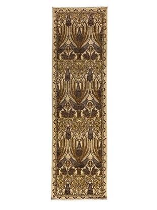 Darya Rugs Arts & Crafts Rug, Ivory, 2' 5