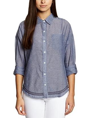 Quiksilver Camisa Choctaw (Azul)