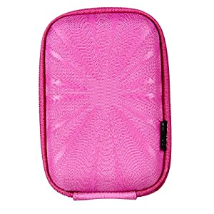 Bower SCX4800 Digital Camera Case (Pink)